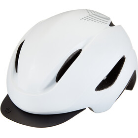 Rudy Project Central Fietshelm, white matte
